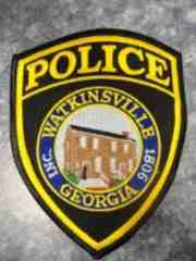 Watkinsville Police Supervise Child Custody Exchanges